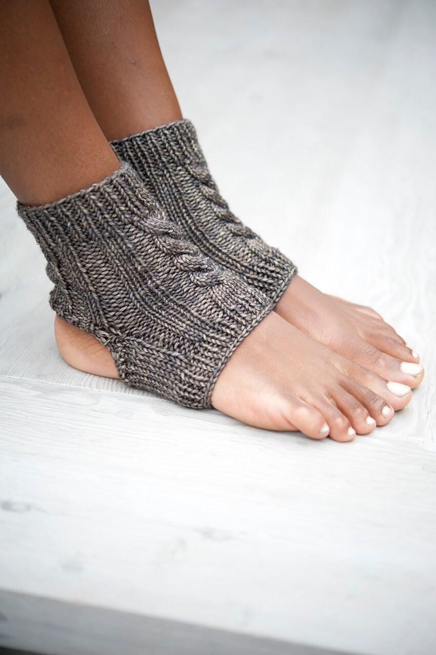 Yoga Socks Ankle Socks Knit Yoga Socks Pedicure Socks Knit