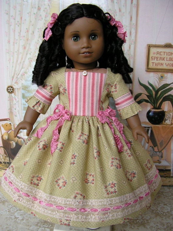clearance sale american girl doll mid 1800s or by dolltimes. Black Bedroom Furniture Sets. Home Design Ideas
