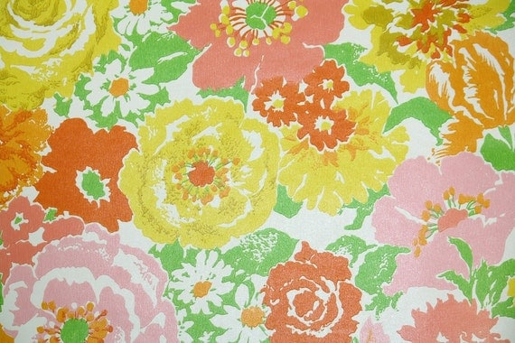 1970s vintage wallpaper retro - photo #35