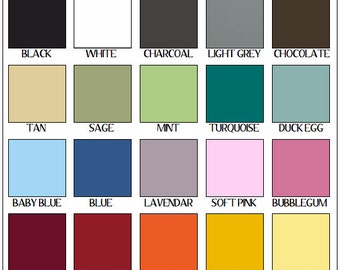 ADDITIONAL COLOR for Chore Chart System Purchase