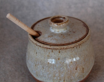 Sand Dune Honey Pot