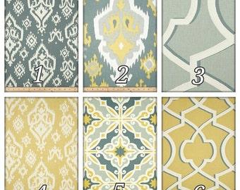 Rod Pocket Valance,  Window Valances, Window Treatments , Choose Your Fabric