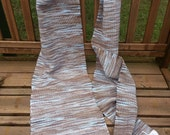 Earth and Sky Woven Scarf...