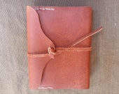Oilskin Wrap Journal Cover : Made to Order