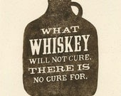 What Whiskey Will Not Cure, There Is No Cure For