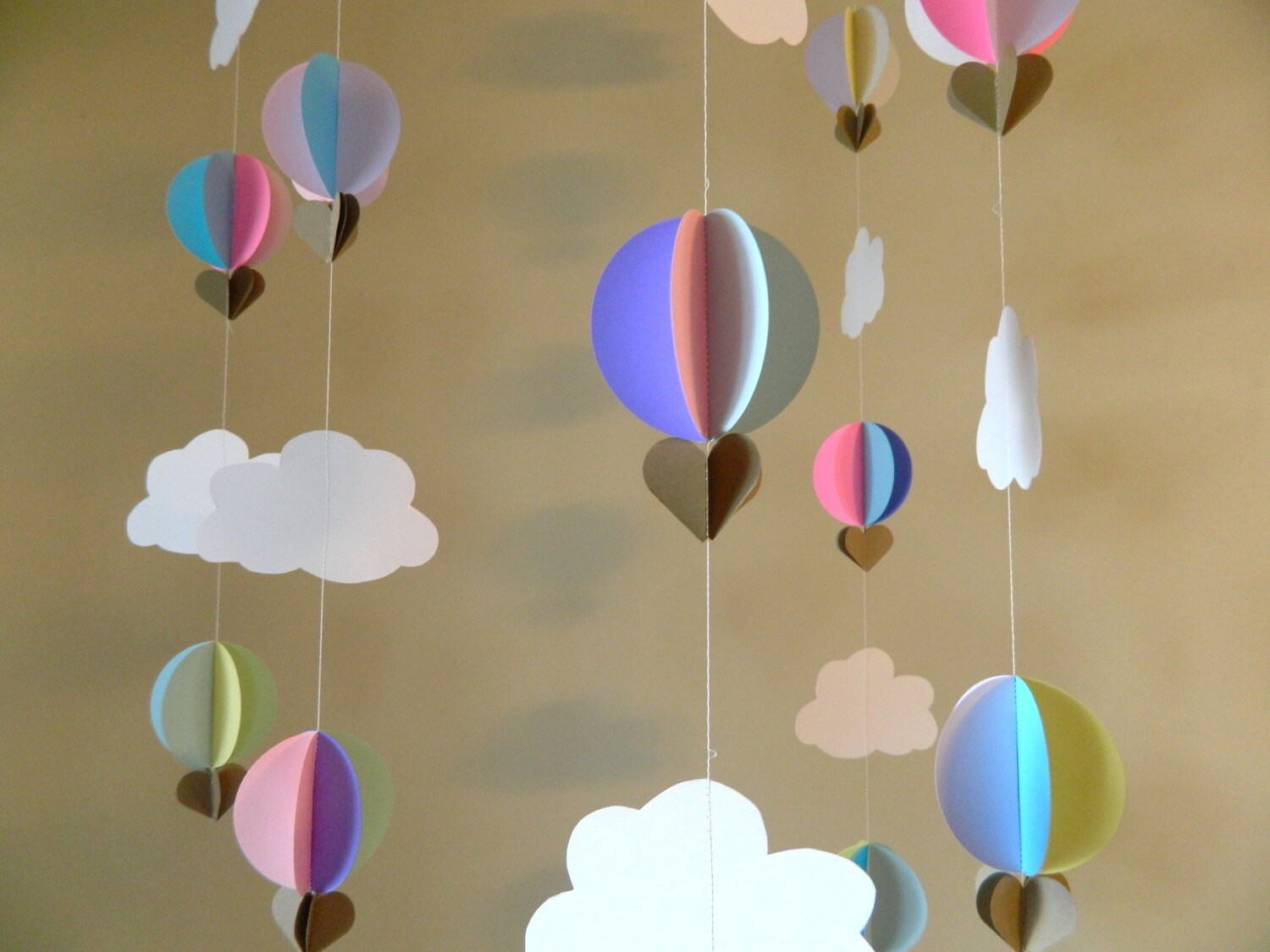 up up and away baby shower decorations hot by anyoccasionbanners, Baby shower