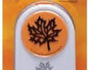 "Autumn Flair Intricate Shape Punch 2"" by Fiskars"