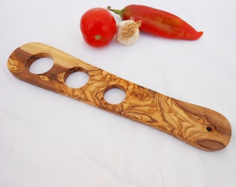 Rustic Wooden Spaghetti Measure, Pasta Measure, Pasta Paddle, Kitchen Tool Utensil, Wedding Gift
