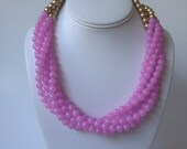 SALE Bliss Necklace - ORCHID