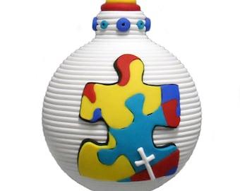 Autism Awarness ornament