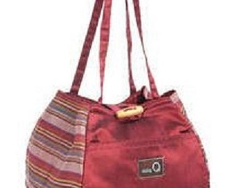 Della Q Rosemary Small Project Bag 220-1 in a Variety of Colors