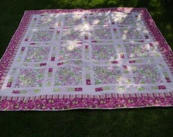 Magic Garden Quilt