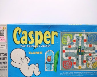 Vintage Milton Bradley Casper The Game 1959