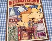 SALE in the night kitchen, vintage 1970 children's book