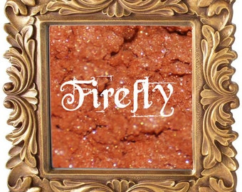 Firefly 3g Pigmented Mineral Eye Shadow Jar with Sifter