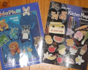 Counted Cross Stitch Leaflets