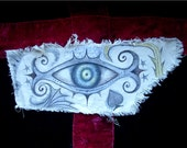 All Seeing Eye Patch for Halloween