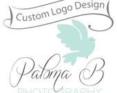 Custom Logo Design // Unique Business Branding // Photography Logos // Boutique Logos