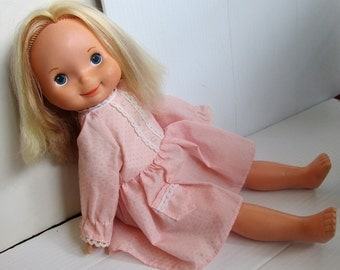 Vintage Fisher Price My Friend Mandy Doll 1970's