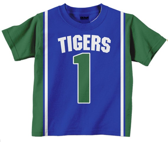 Personalized basketball jersey shirt boy 39 s by for Team sport shirts custom