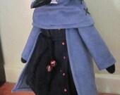 Death Plague Doctor Doll