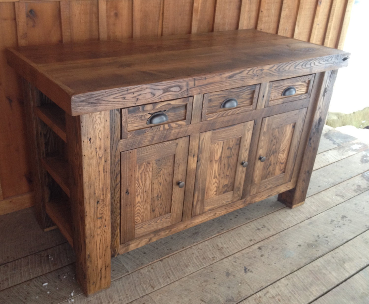 reclaimed kitchen island reclaimed chestnut kitchen island 14677
