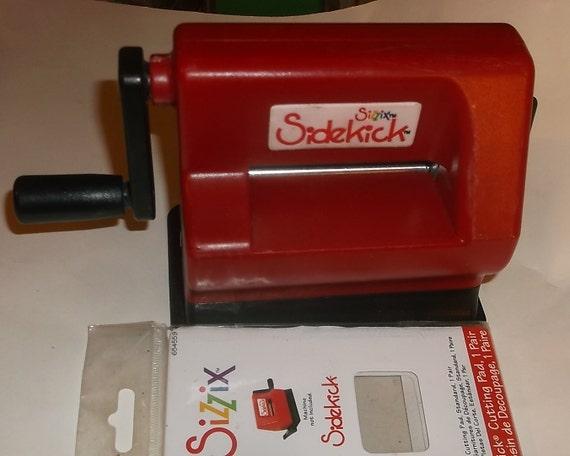 sizzix sidekick machine