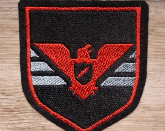 Arstotzka emblem - Papers Please  Embroidered sew-on patch