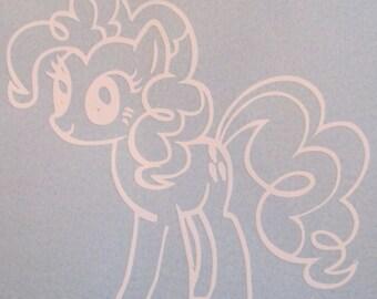 Pinkie Pie Decal