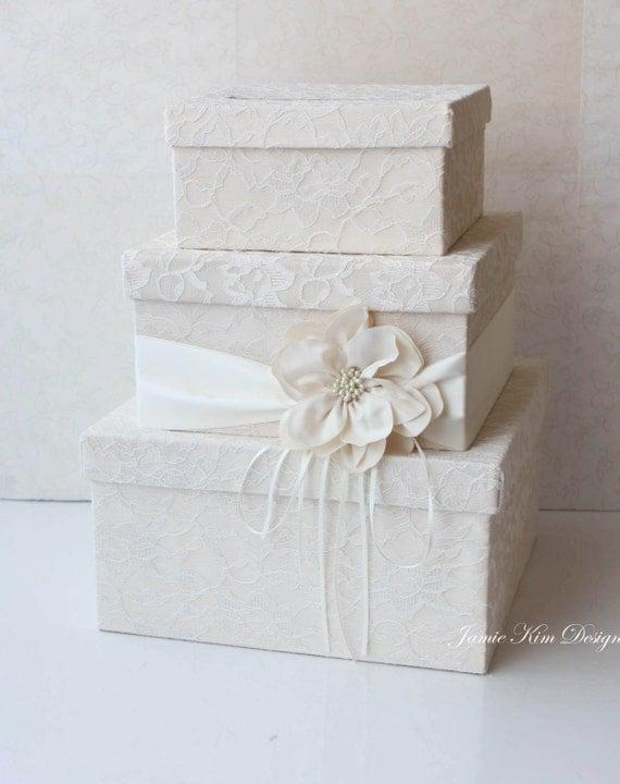 Wedding Gift Card Mailbox : Wedding Card Box Wedding Money Box Gift Card BoxCustom Made