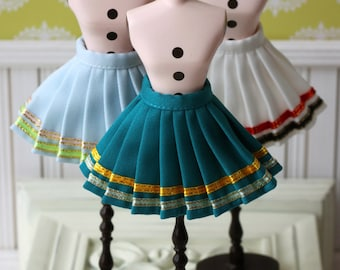PO - Anniedollz Blythe Vintage Regimental Uniforms Skirt