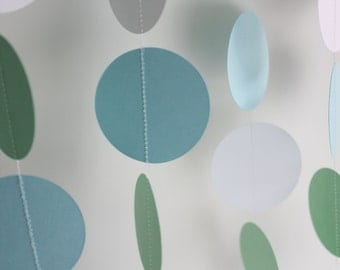 Baby Shower Decoration - Paper Garland, baby showers, birthday parties