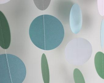 Baby Shower Decoration - Paper Garland, baby showers, birthday parties