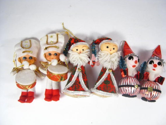 Vintage Christmas Ornaments Made in Japan Christmas Ornament