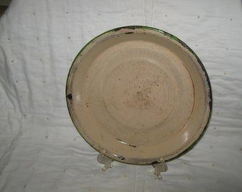 Enamelware Pie Pan