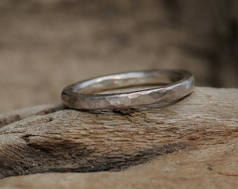 Stacking Ring - Fine Silver Stacking Ring