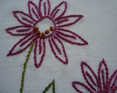 Flowers #2. Embroidery Pattern