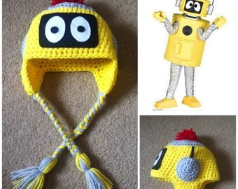 Crochet Plex Beanie/Hat