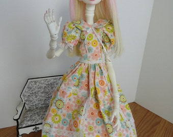Doll Chateau 1/4 sized msd Thin BJD doll lolita Dress