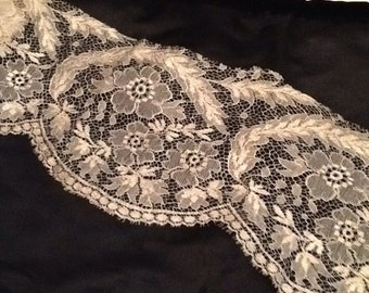 Victorian lace.