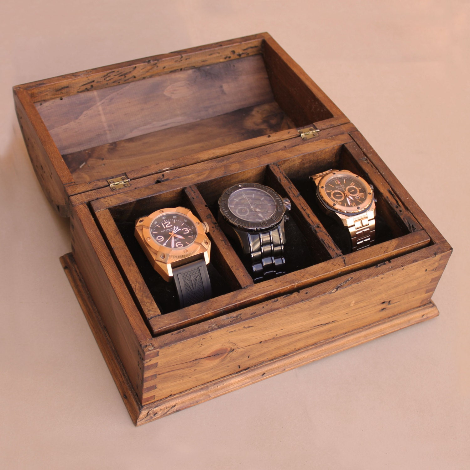 mens watch box box s box box for wood 30706