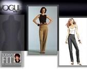 Vogue V2948 Pants -- Today's Fit