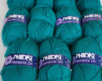 11 skeins Phildar Pronostic 229