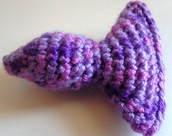 Sour Grape Fishy Cat toy. crinkly or rattle, cat nip
