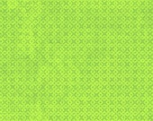 "108"" Essentials by Wilmington Prints, 108"" Quiltbacking, Criss Cross, Lime Green Fabric, Green Fabric, 02273"