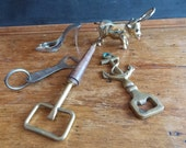 SALE  Instant Collection Vintage Bottle Openers
