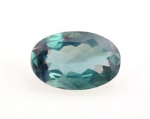 0.53 Ct Rare Natural Alexandrite Gemstone Change Color Faceted Oval 6x4 mm AAA Quality