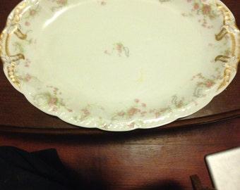 Haviland Princess Serving platter
