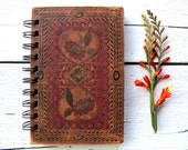 My Lady Nicotine - Vintage Book Journal - Notebook - Sketchbook - Notepad