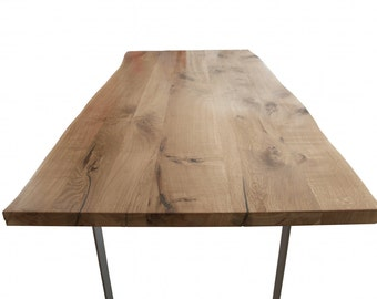 Dining table / desk T. T3 - Old & New Style - Möbelunikate